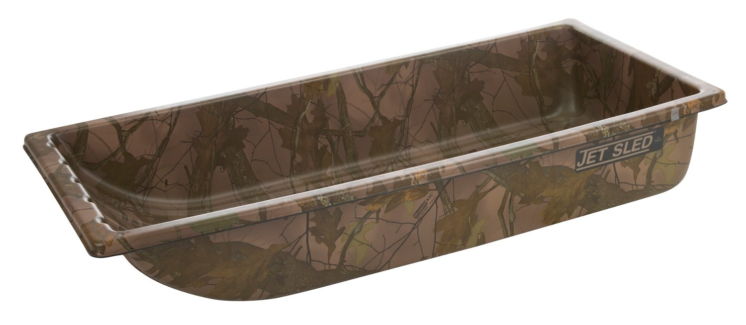 Shappell Camo Jet Sled