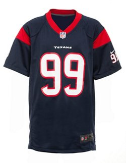 Nike™ Boys' Houston Texans J. J. Watt Replica Jersey