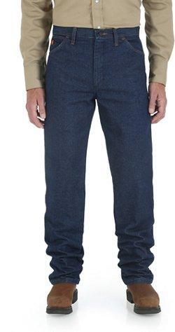 Wrangler Men's Flame Resistant Original Fit Jean