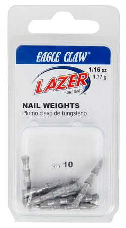 Eagle Claw Lead Nail Weights