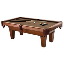 Frisco 7' Maple Pool Table