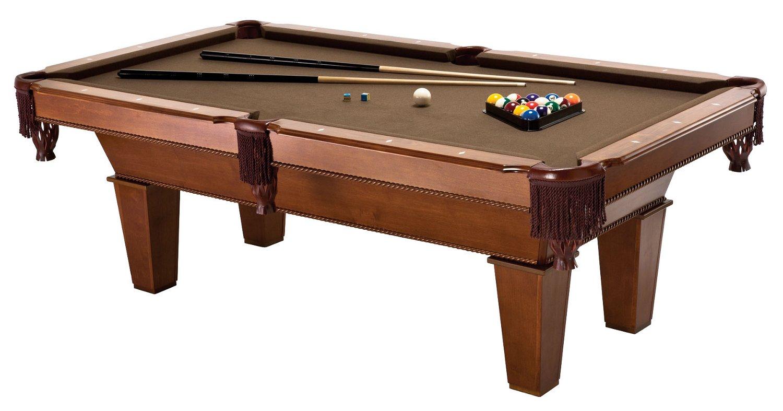 Fat Cat Frisco 7u0027 Maple Pool Table