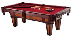 Fat Cat Reno 7' Cherry/Maple Pool Table