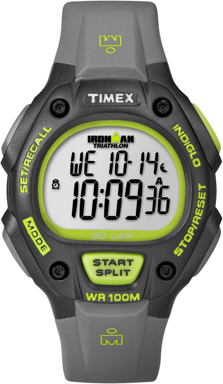 Timex Men's Ironman 30-Lap Digital Watch