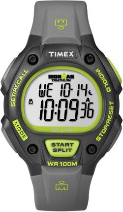 Men's Ironman 30-Lap Digital Watch