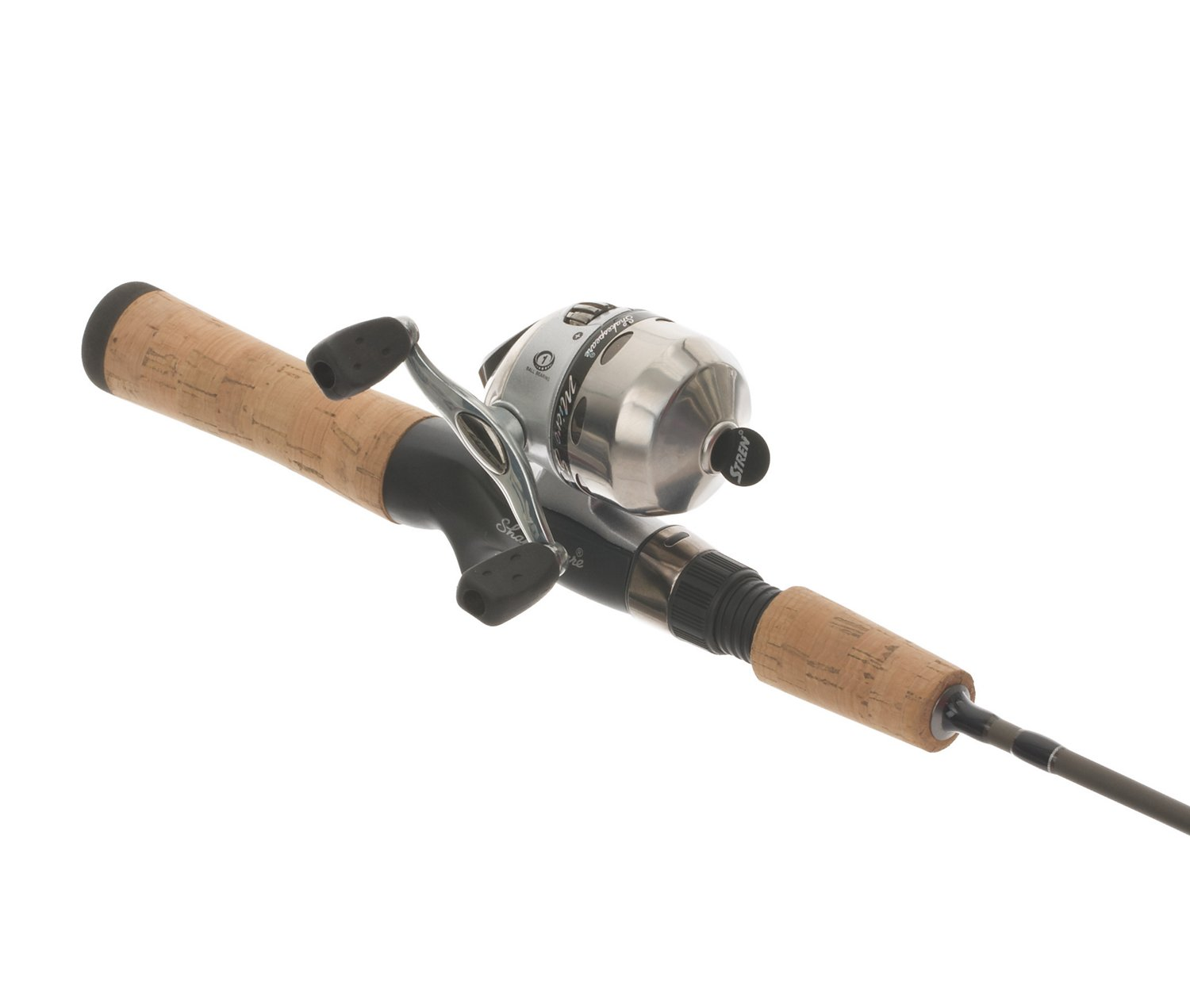 Shakespeare® Microcast 7' UL Freshwater Spincast Rod and Reel Combo - view number 4