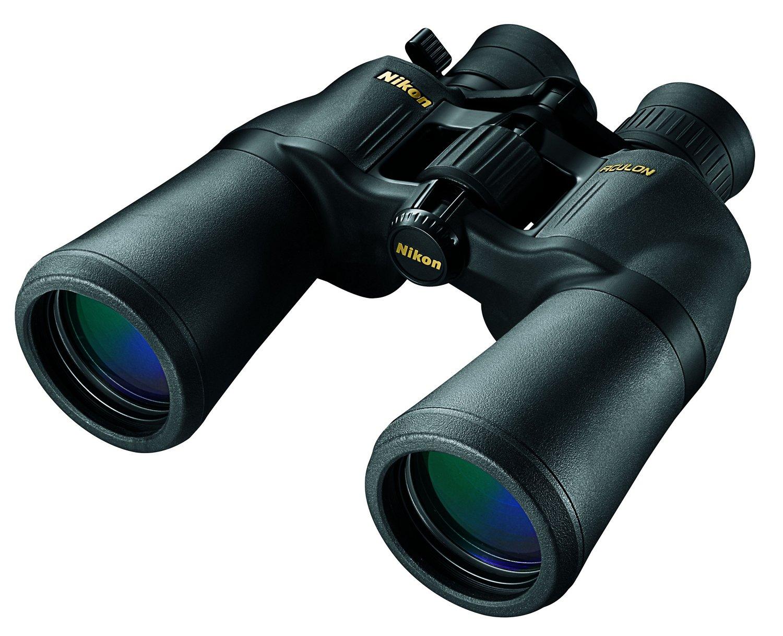Nikon ACULON A211 10 - 22 x 50 Porro Prism Binoculars