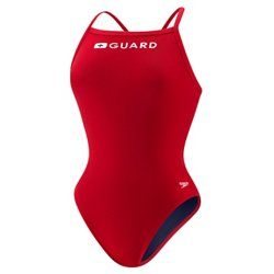 Women's Guard Collection Flyback Swimsuit