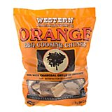 Western Orange BBQ Cooking Chunks