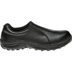 Men's Steel Toe Slip-on Service Shoes