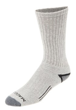 Magellan Outdoors Casual Crew Socks 3 Pack