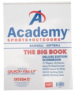 how to use a baseball scorebook