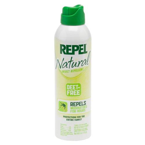 Repel Natural DEET-Free Aerosol Insect Repellent