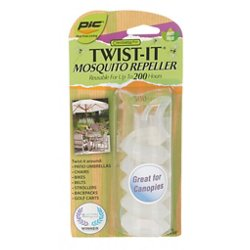 PIC® Citronella Plus Twist-It Mosquito Repeller