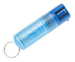 SABRE Inert Practice Keychain Spray