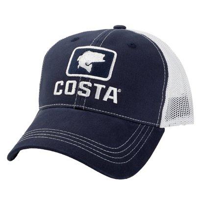 Costa Del Mar Adults  Bass XL Trucker Hat  9afd4005c2c
