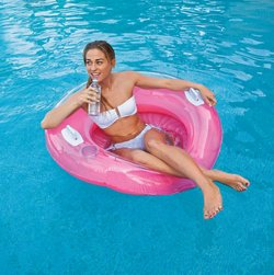 INTEX® Wetset Sit 'N' Lounge Inflatable Seat