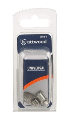 "Attwood® 1/4"" - 5/8"" Hose Clamp Kit"