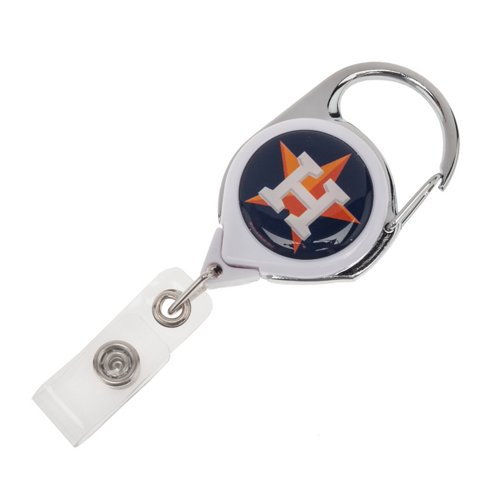 WinCraft Houston Astros Premium Badge Holder