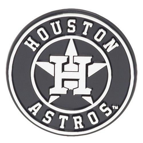 Team ProMark Houston Astros Chrome Auto Emblem