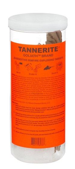 Tannerite® Goliath .22 Caliber Binary Targets 8-Pack