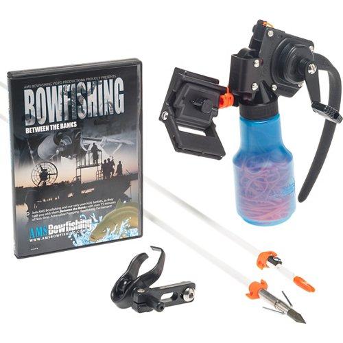 AMS Retriever Pro 610RC-216 Bowfishing Reel Right-handed Combo Kit