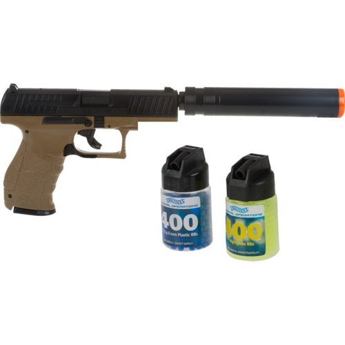 Walther PPQ Airsoft Combat Kit