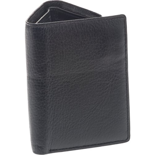 Magellan Outdoors Men's Pebble Flip-Fold Wallet