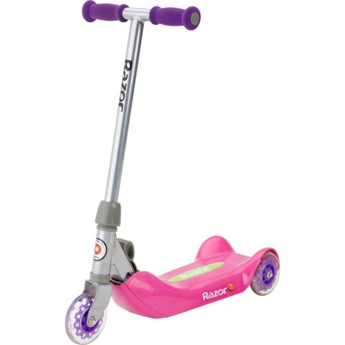 Razor® Girls' Folding Kiddie Kick Scooter