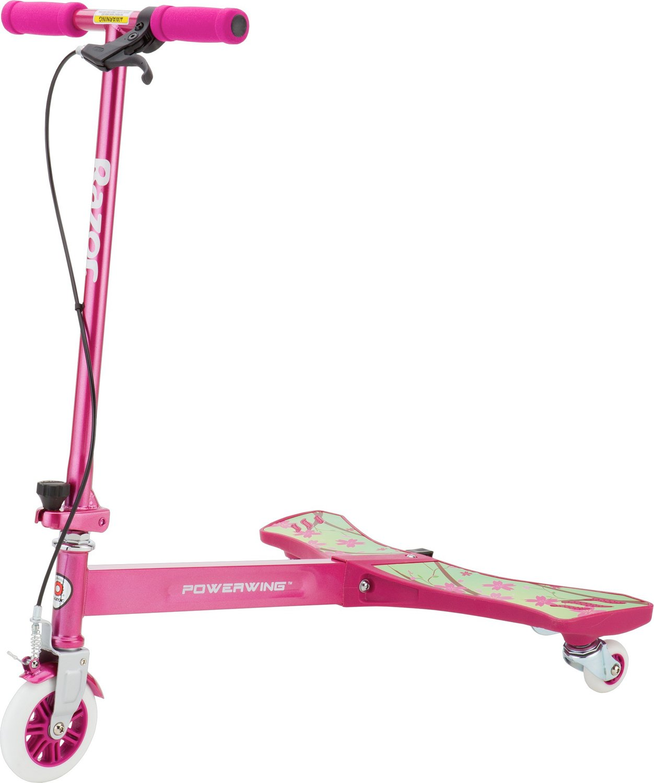 Razor® Girls' Ride-Ons PowerWing Sweet Pea Scooter