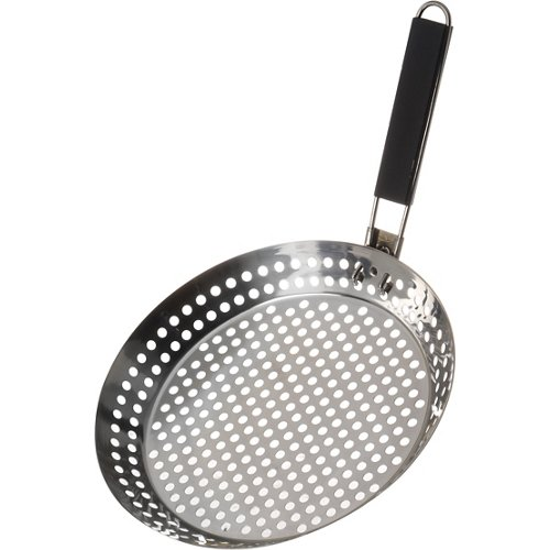 Outdoor Gourmet Stainless-Steel Skillet