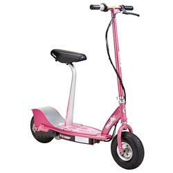 Razor® Girls E300S Sweet Pea Electric Scooter