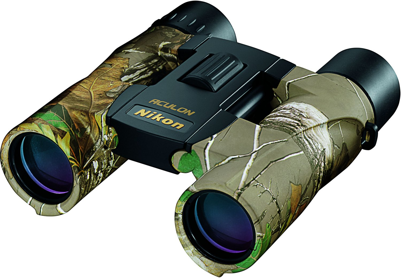 Nikon ACULON A30 10 x 25 Compact Roof Prism Binoculars