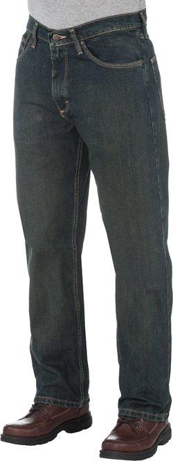 Magellan Outdoors Men's 5-Pocket Loose Fit Jean