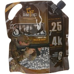 .25-Gram Airsoft Ammunition 4,000-Pack