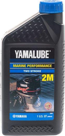 Yamalube® Marine Performance 2-Stroke 1 qt. Motor Oil