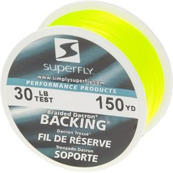 Superfly 30 lbs - 150 yards Fly Line Backing