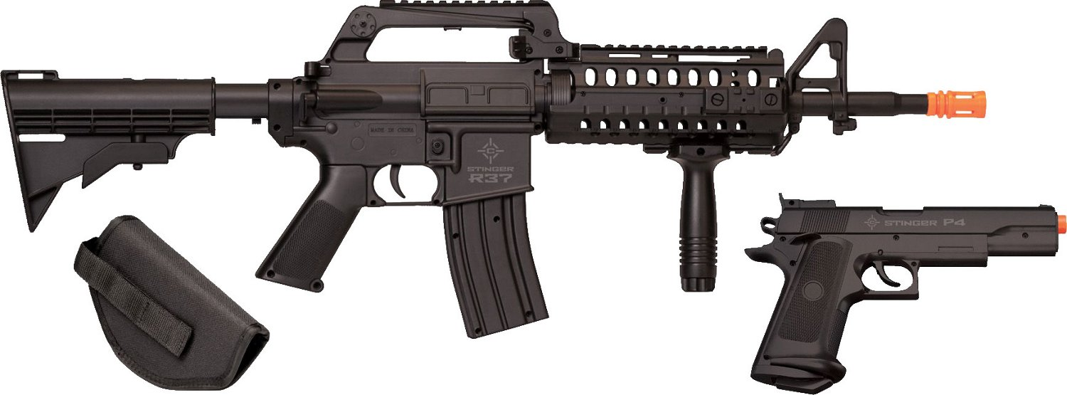 Airsoft Rifles Rifle Guns For Sale Academy Air Soft Gun Display Product Reviews Crosman Elite Front Line Force And Pistol Combo Kit