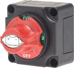 Marine Raider Small 2-Battery Switch