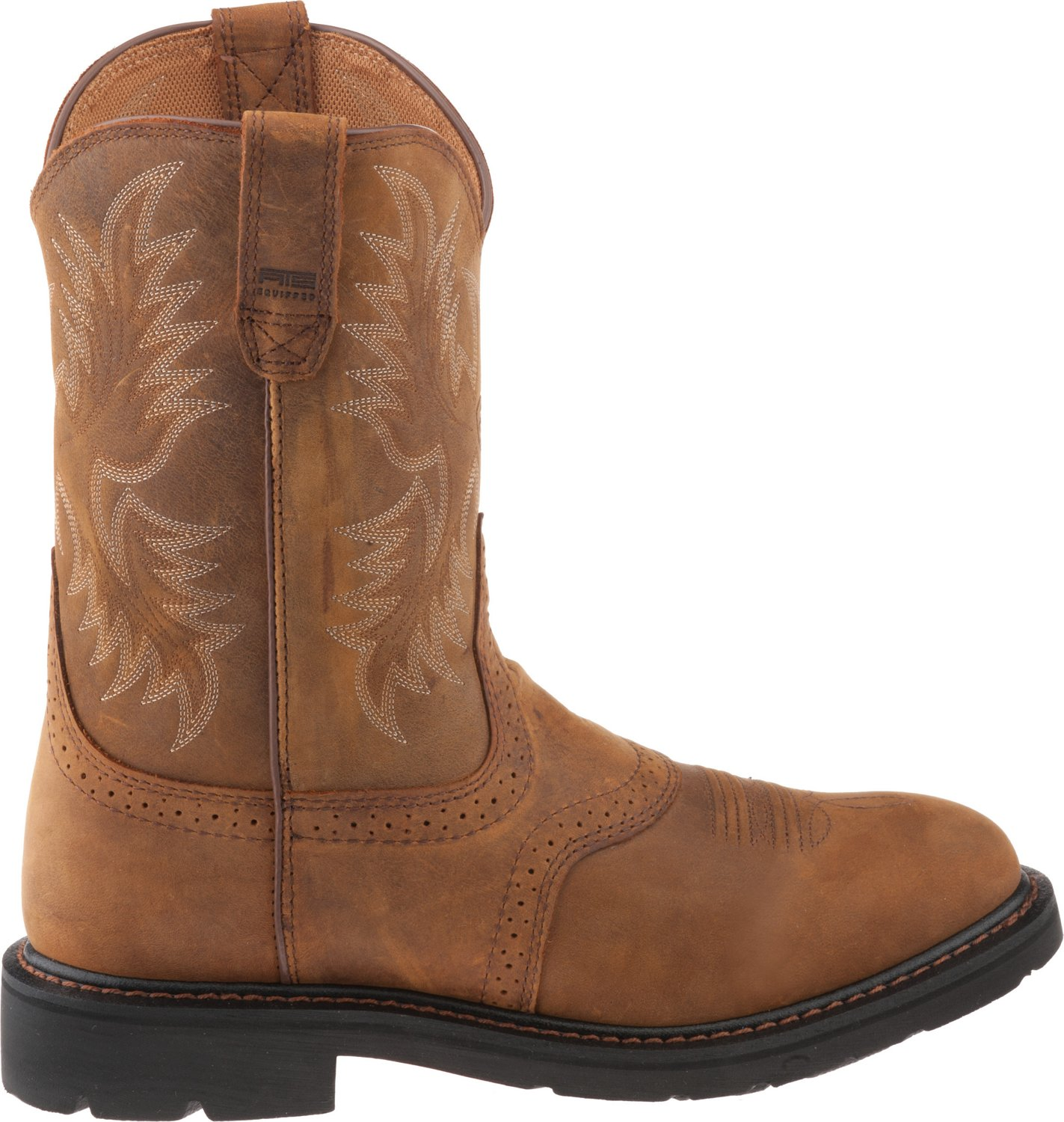 b99b9ec9e78 Display product reviews for Ariat Men s Sierra Saddle Work Boots