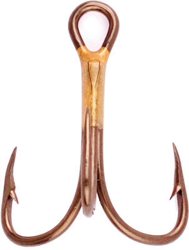 Eagle Claw Treble Hooks 5-Pack
