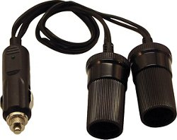 Marine Raider Electrical Double Outlet Power Plug