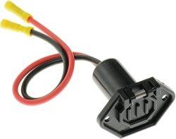 Marine Raider 2-Wire 8 Gauge Male Trolling Motor Connector