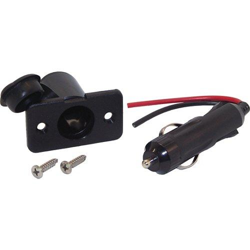 Marine Raider Electrical Nylon Plug and Socket