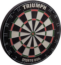 Pro Level Hy-Mark Bristle Dartboard