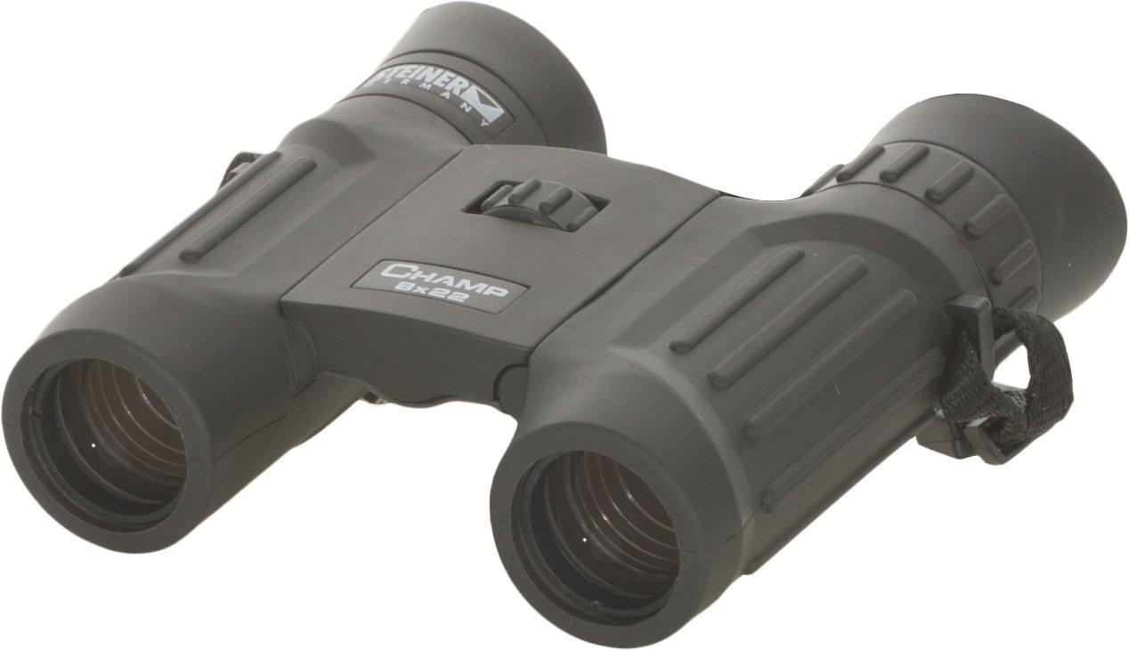 Steiner Champ 8 x 22 Roof Prism Binoculars