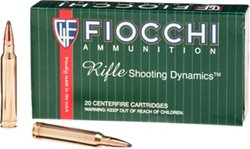 Rifle Shooting Dynamics .300 Winchester Magnum 180-Grain Pointed Soft-Point Boat-Tail Ammuni