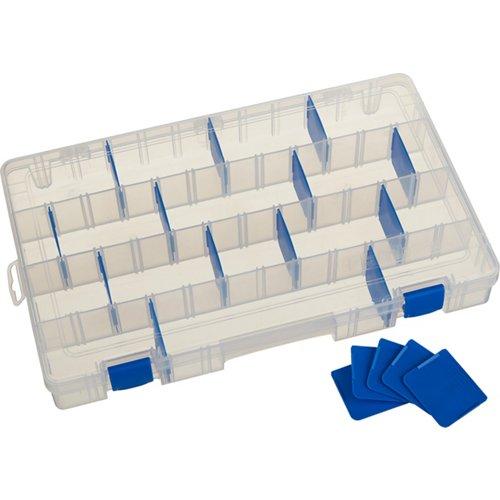Flambeau Tuff 'Tainer® 4-Partition Utility Box