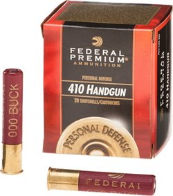 Federal® Personal Defense .410 Gauge Handgun Shotshells