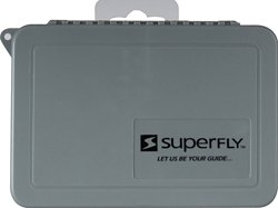 Superfly Medium Flat and Ripple Fly Box